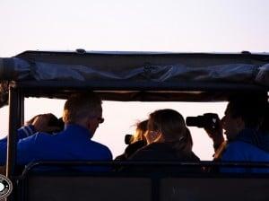 clients on full day hluhluwe imfolozi park safari