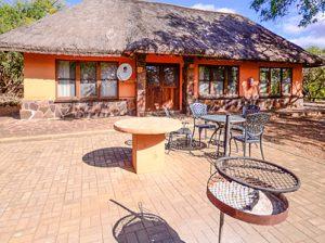 Mkuze Mantuma 6 bed Chalet