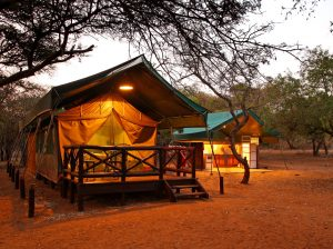Mkhuze Game Reserve Mantuma