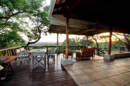 hluhluwe river lodge luxury villa deck