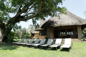 Mtwazi Luxury Lodge hilltop